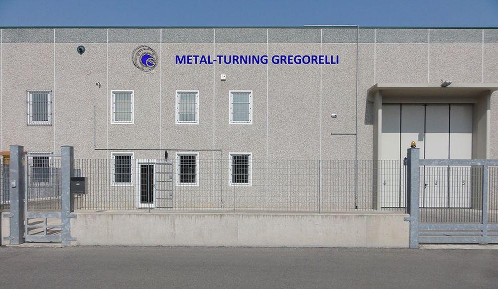 Metal Turning Gregorelli of Gregorelli Roberto in ...